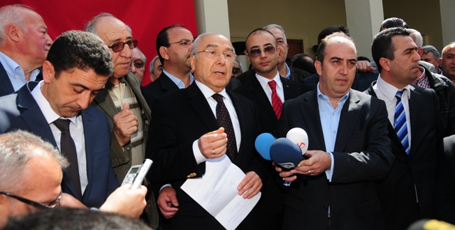 CHP Lideri Durak'ı Arar mı?