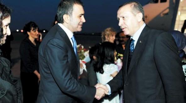 AKP Sözcüsü Adana'dan Ömer Çelik