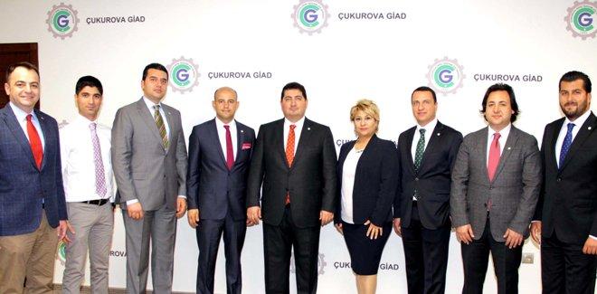 Çukurova GİAD'dan Türkmen'e  saldırıya kınama