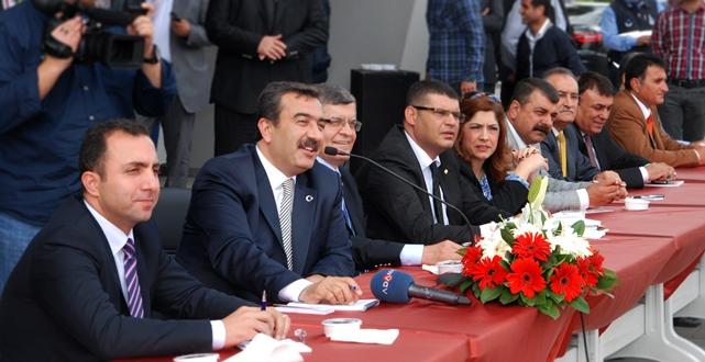 CHP'li Başkan Çetin'den Şantaj davası