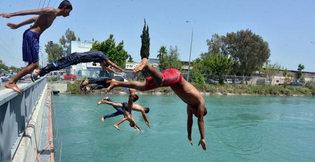 Boğulma Rekoru Adana'da