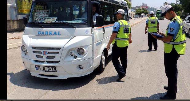 Polis, 214 Sürücünün Ehliyetini aldı