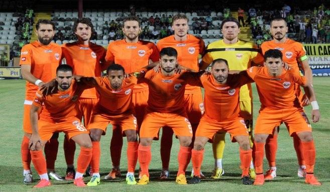 Adanaspor Galibiyetle Tanıştı: 2-1
