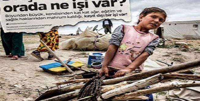 Çocuk İşçiliği Ülkemizin Yapısal Sorunu