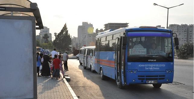 Adana'da Toplu Taşımada Valilik Denetimi