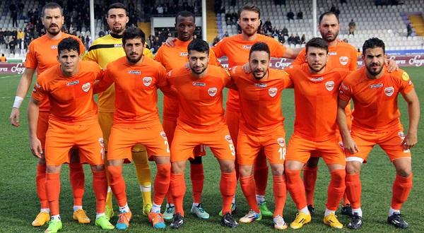 Adanaspor'un Ergin Keleş'i Var 3-0