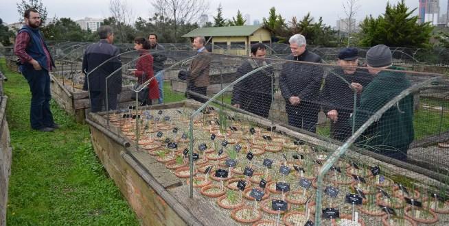 Adana'da  Nezahat Gökyiğit Botanik Bahçesi' Hazır