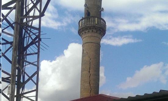 Adana'da Camilerden Saat Başı Anons