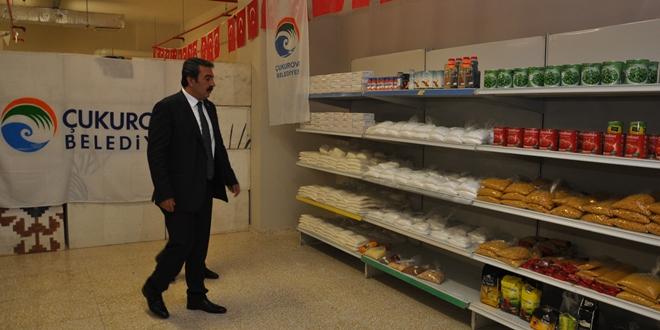 Çukurova'da Gıda Bankası