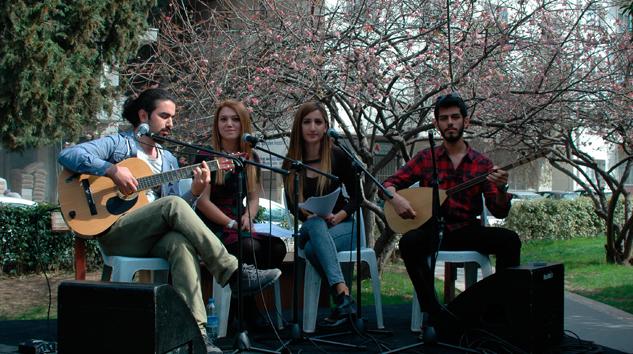 Adana'da Sanat Sokakta!