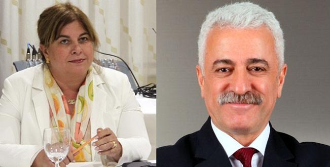 CHP'de Zafer Türkmen ve Özdiş'in