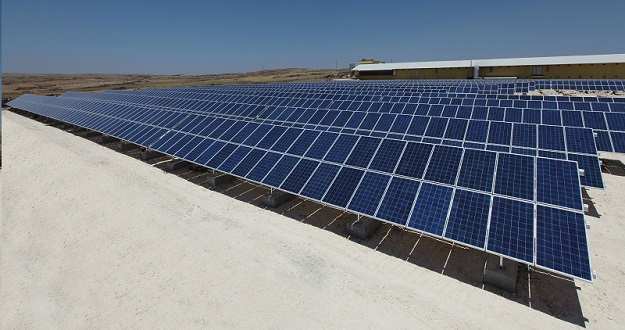 Niğde'de  Güneş'ten 1.6 Milyon KW/Saat Enerji Üretilecek