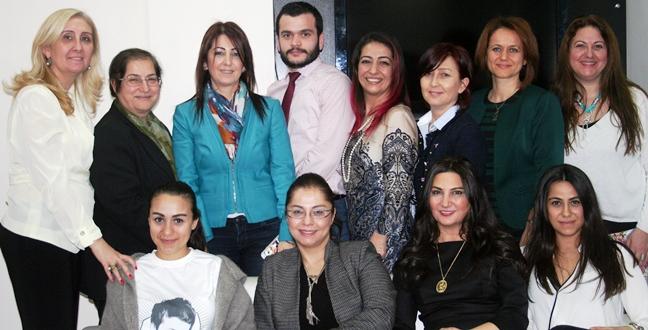 'Kadına Özgürlük ve Eşitlik Derneği'nde  Erkek Var