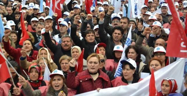 Memurlar Ankara'ya Yürüyor