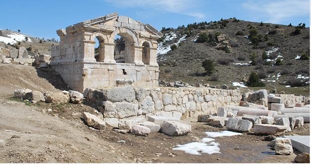 Şar, Kapadokya'ya Bağlanıyor