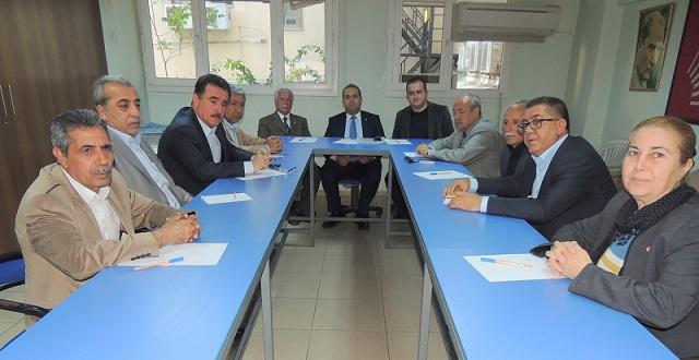 Sümer, CHP Seyhan İlçe  Seçim Komitesinde