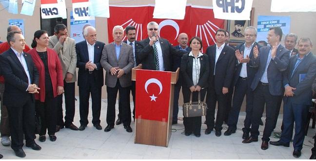 CHP  Adayları Yüreğir'de