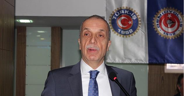 Türk-İş: Hedef 1.5 milyon üye