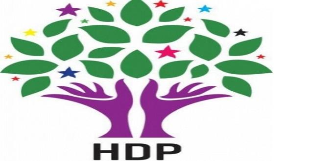 HDP Adana Listesinde Yüksekdağ Yok