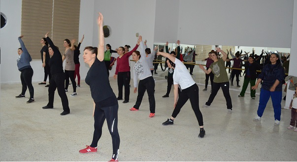 Kartaş'ta Pilates Ve Modern Dans Kursu