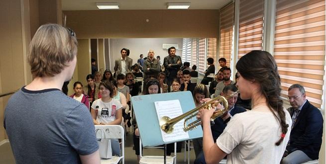Trompetin Dâhisi Nakariakov Adana'da