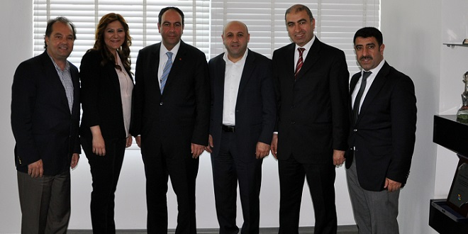 Tümer'den Demirspor ve Adanaspor'a ziyaret