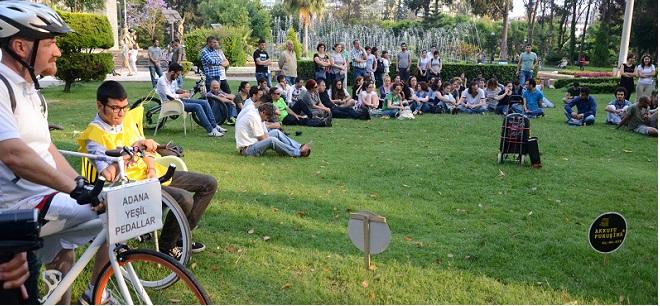 Atatürk Parkında Nükleer Karşıtı Forum (5)