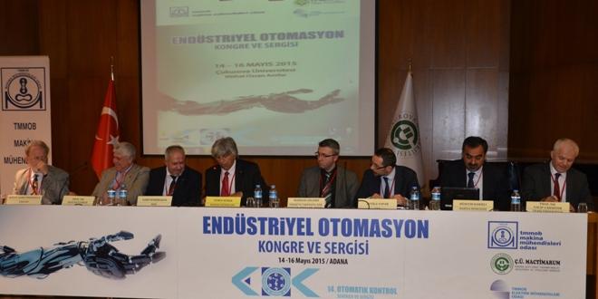 Adana'da Endüstriyel Otomasyon Kongresi