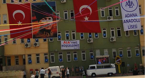 Adana Anadolu Lisesi 40 Yaşında