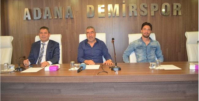"""""""Şampiyonluğu Adana'ya Hediye Edeceğiz"""""""