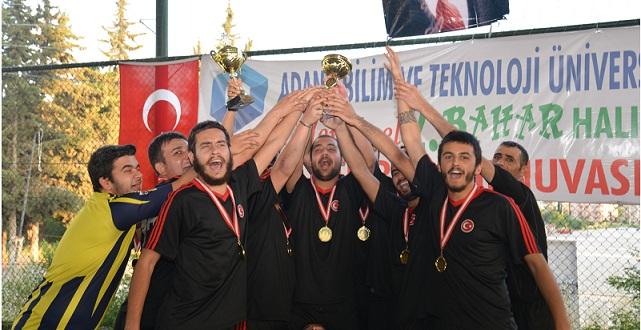 BTÜ'de Kupa Real Mardin'in