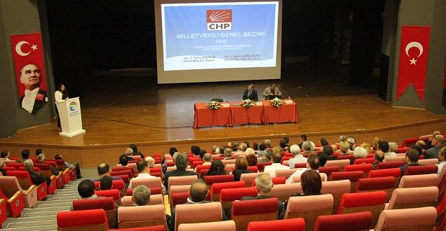 CHP'de sandık güvenliği toplantısı