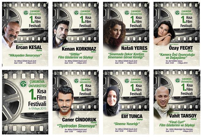 Adana'da Kısa Film Festivali