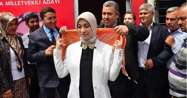 AKP'den Adana'da Tübanlı Aday