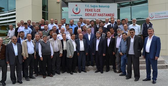 """AKP'li Ünüvar'dan """"Centilmenlik"""" Çağrısı"""