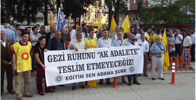 2 Öğretmene Erdoğan Cezası
