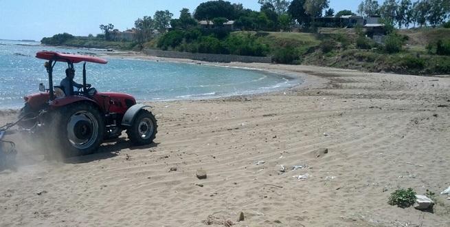 Adana Plajları Yaza Hazırlanıyor