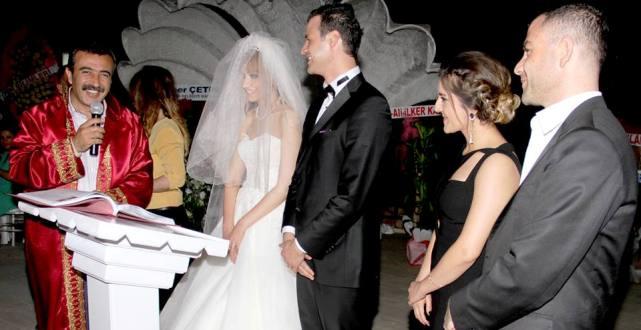 Kanseri yendi, okulu bitirdi ve evlendi