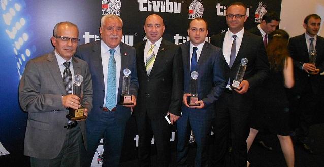 TSYD'den Adana'ya 4 Ödül