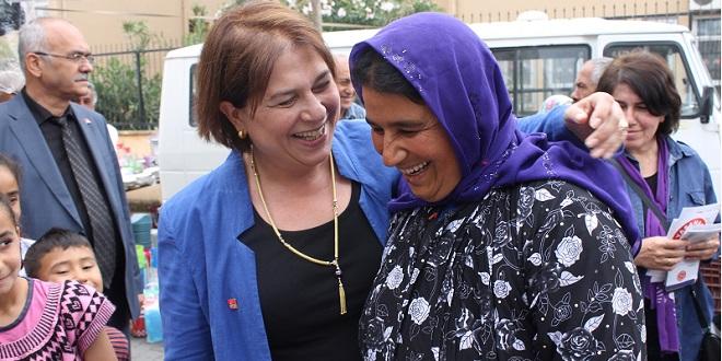 Türkmen CHP'nin Projelerini Anlatıyor