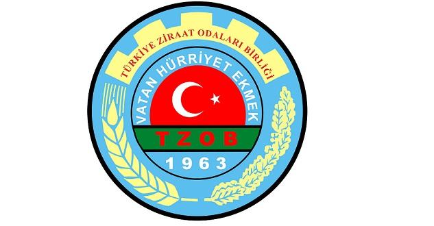 Erdoğan TZOB Genel Kurulunda Tek