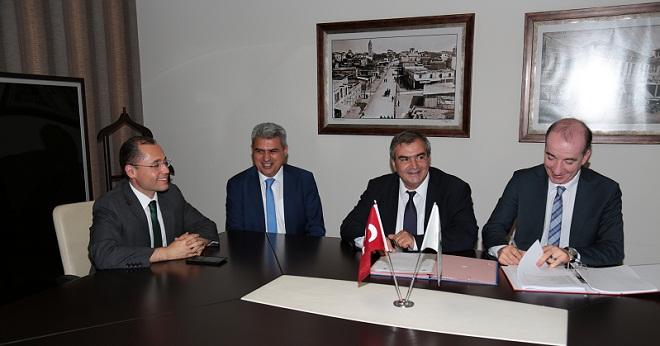 """ÇKA'dan ASKİ'ye """"Stratejik"""" Destek"""
