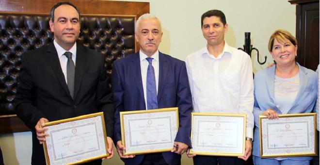 CHP'li Vekiller mazbatalarını aldı