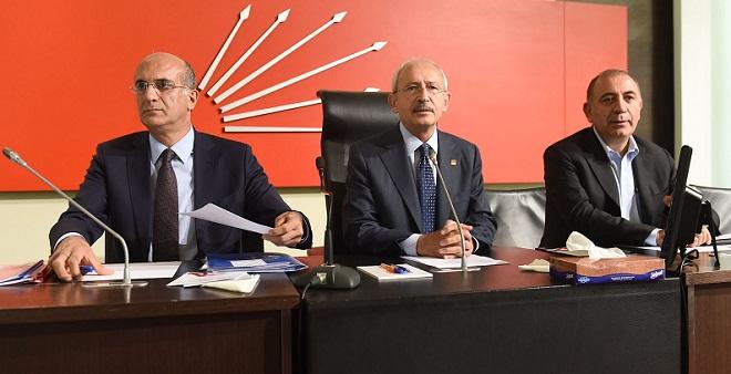 Kılıçdaroğlu, İl Başkanlarını topladı