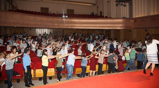 """Büyükşehir'den """"Hayata güç kat"""" eğitimi"""
