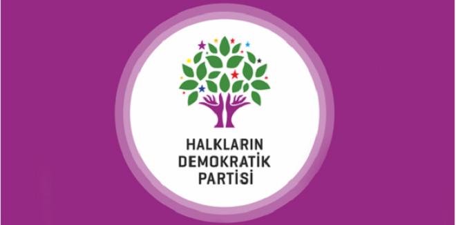 HDP Adana Adaylarında 3. Sıra Değişti