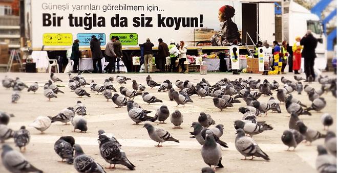 LÖSEV TIR'ı Adana'da