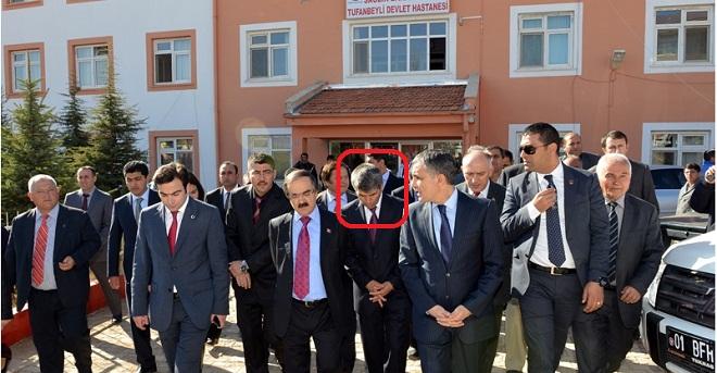 "AKP'li Başkan ""Zimmet""ten Tutuklandı"