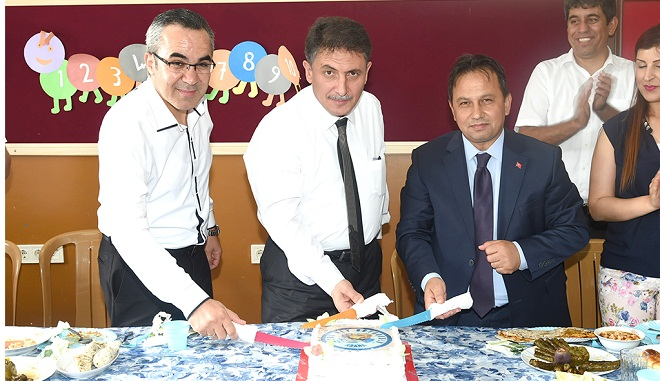 Sarıçam Belediyesi'nden okullara destek