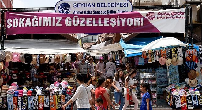Kültür Sokak Cazibe Merkezi Olacak